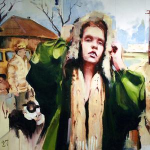 Julian Francolino (4) B.F.A./Painting