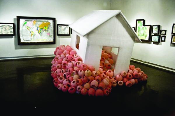 Veronica Burris (1) B.F.A./Sculpture