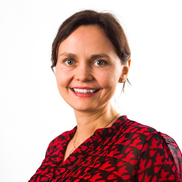 portrait of Laura Dryjanska